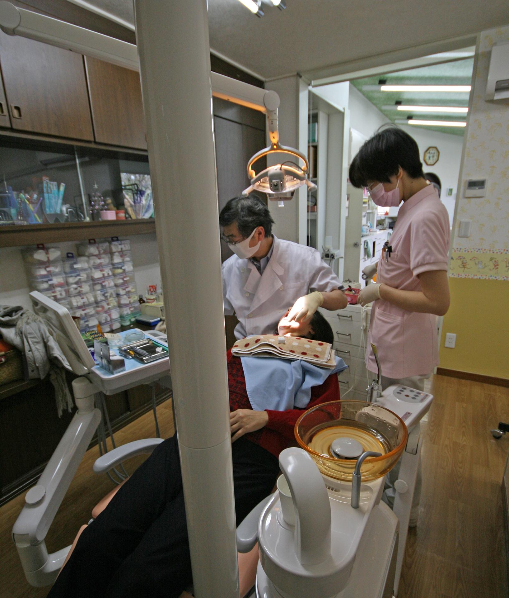 東松山市,長嶺歯科医院